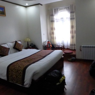 Lovely room in Sapa.